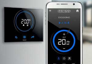 Thermo ICE, il termostato intelligente sul tuo smartphone