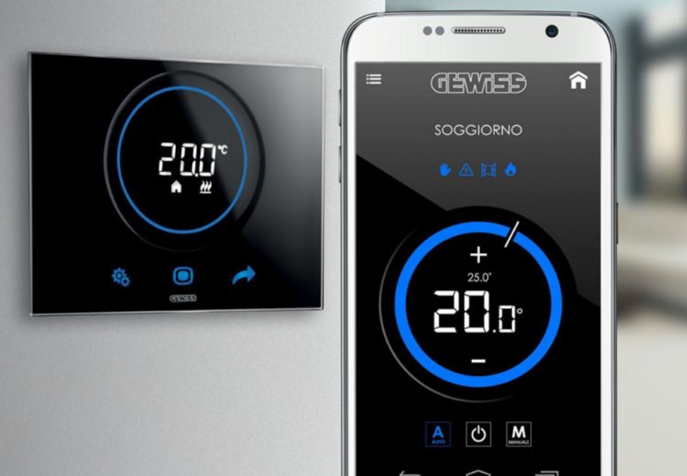 Thermo ICE, il termostato intelligente sul tuo smartphone
